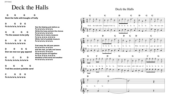 Learn Christmas songs using only 3 chords   Guitar Christmas Carols