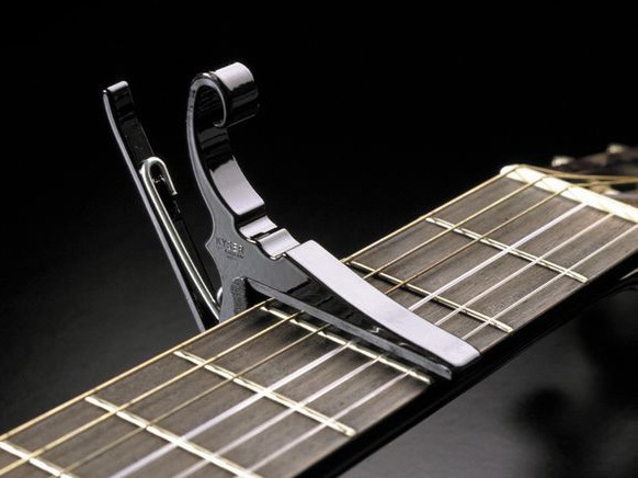 how to change the way your guitar strings sound