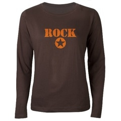 Rock Star Long Sleeve Tee. $30. Other colors & styles too!